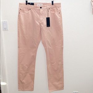 DL1961 Russell Slim Straight Chroma Pink Pants